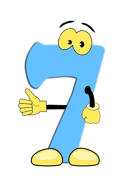 7のキャラクター