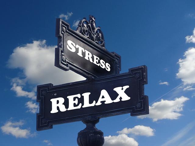 ストレスとリラックス
