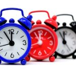 3つの時計