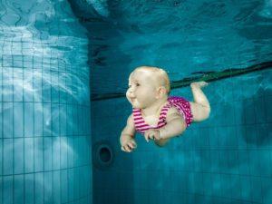 赤ちゃんのプール