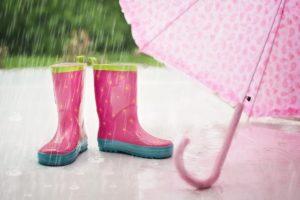 雨降りグッズ