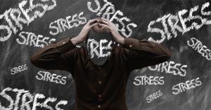 たくさんのストレス