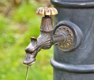 水道の蛇口