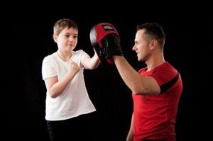 子供とのスポーツ