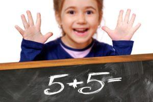 少女と5+5