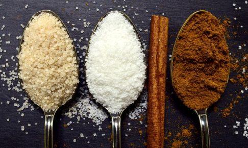 3つの砂糖