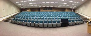 講義のホール