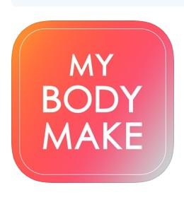 my body makeのアプリ