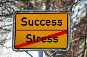 成功とストレス