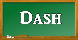 dashという文字