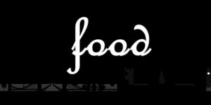 foodの文字