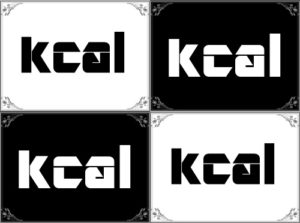 kcalのブロック