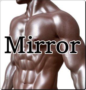 mirrorの文字
