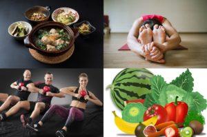食べ物と運動
