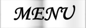 MENUの文字