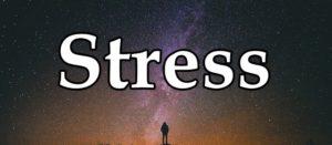 Stressの文字
