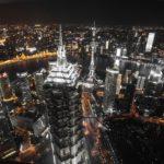 夜景の都市