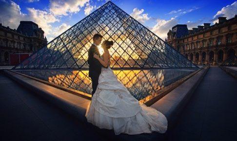 綺麗な結婚式