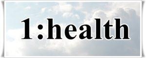 1:healthの文字