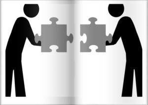 2人とパズル
