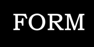 FORMの文字