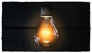 明るい電球