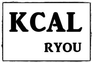kcalが量より大きい