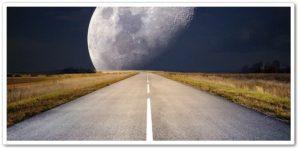 月までの1本道