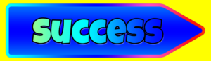 SUCCESSの矢