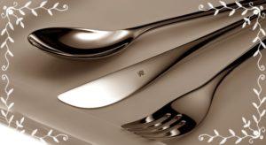フォークとナイフとスプーン
