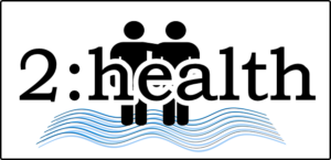 2:healthの文字