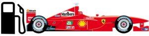 フェラーリのF1