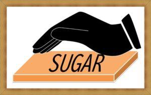 sugarを抑える