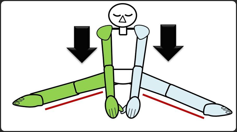 股関節 開脚