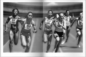 リレーのレース