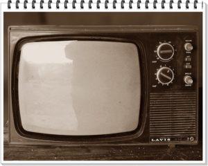 ビンテージ テレビ