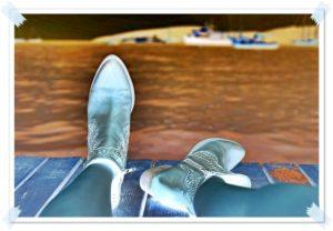 ブーツの写真