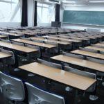 関西大学の席
