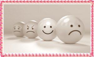 スマイリー 4つの表情