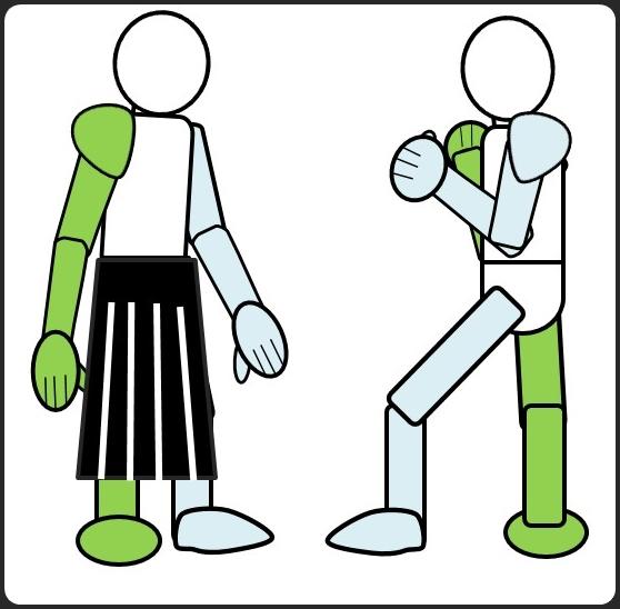 合気道vsボクシングの最初