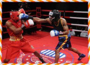 ボクシングの大会