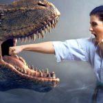 空手と恐竜