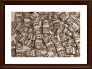 たくさんのお金
