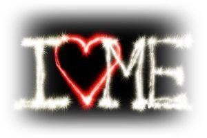 I love meの文字