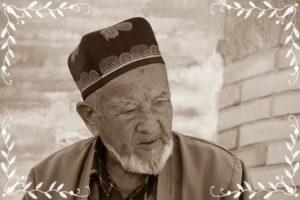 おじさんの写真