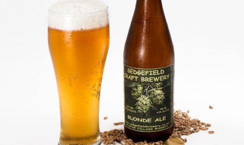 ビールとビール瓶