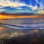 ビーチの太陽