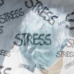 ストレスがかかっている