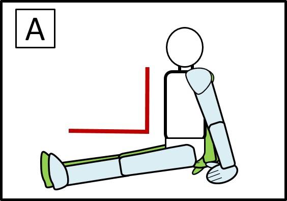 プリズナートレーニング 腹筋 ステップ2 始め